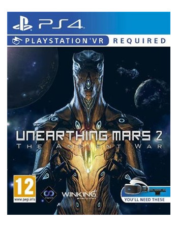 Unearthing Mars 2 PS4 VR