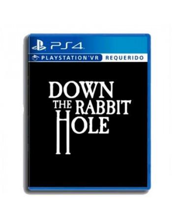 Down The Rabbit Hole PS4 PSVR